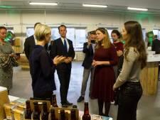 Minister Schouten te gast bij Verspillingsfabriek in Veghel