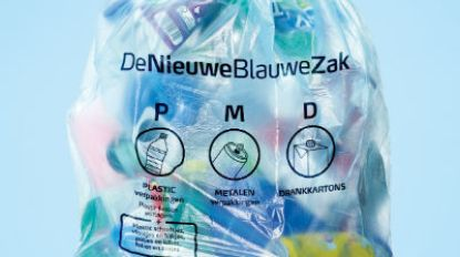 Interza lanceert nieuwe PMD-zak pas in 2021