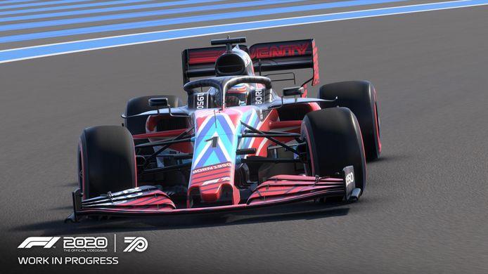 F1 2020.