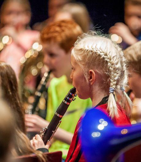 Meer violen en saxofoons in klas dankzij muziekakkoord op Veluwe
