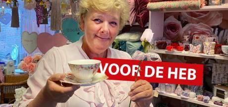 Romantiek viert hoogtij bij Roses & Teacups: 'Een beetje dromerig en lief'