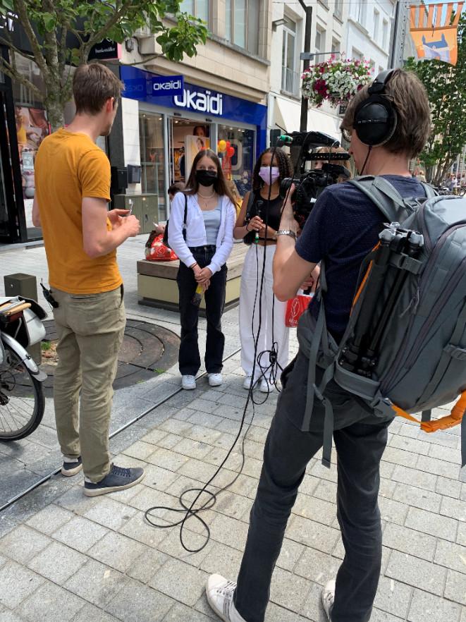 Technopolis voelt jongeren aan de tand in YouTube-reeks Fact'd Up