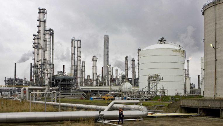 Industrie in Moerdijk Beeld ANP XTRA