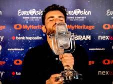 IJssalon eert winnaar Songfestival met Duncan Donutijs
