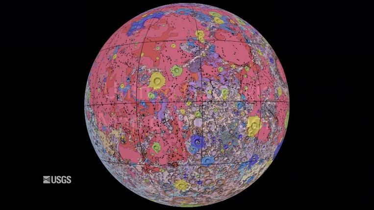 null Beeld United States Geological Survey (USGS)
