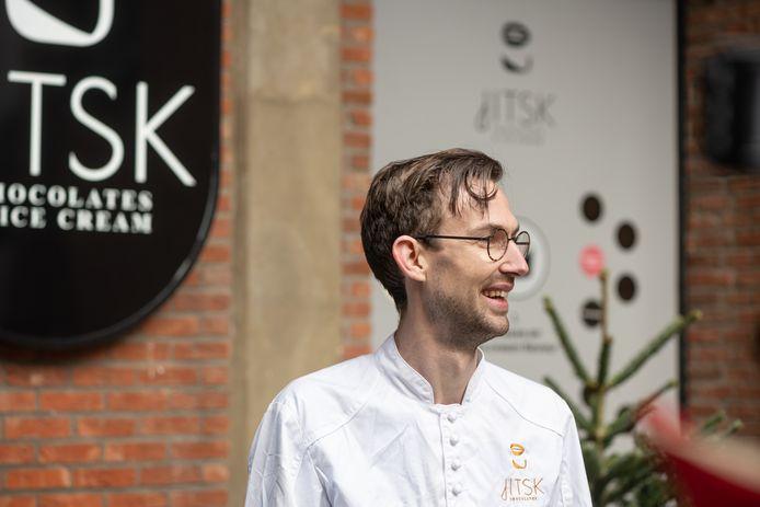 Chocolatier Jitsk Heyninck is bij de zeven Antwerpse topchocolatiers in de nieuwe Gault&Millau.