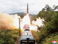 Noord-Korea: nieuwe hypersonische raket na test in zee geland