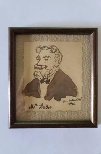 """Gestolen portret van James Ensor verkocht op veilingsite voor... 150 euro: """"Dit is erfgoed en moet terug naar het museum"""""""