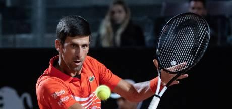 Djokovic miraculé contre Del Potro