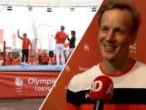 Epke Zonderland voor laatste maal geëerd door fans