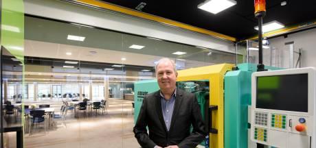 Directeur Geert Hellings vertrekt bij Veldhovense Mikrocentrum: 'Coronajaar goed doorgekomen'