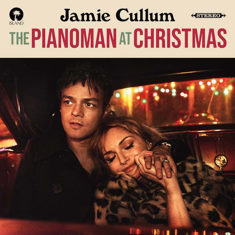 Jamie Cullum, The Pianoman at Christmas. Beeld