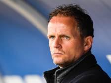 Sipke Hulshoff volgt Rini Coolen op als trainer van Feyenoord onder 21