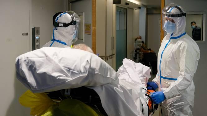 Brusselse ziekenhuizen zien opnames stabiliseren en zijn hoopvol gestemd