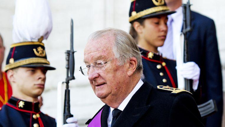 Albert II. Beeld anp