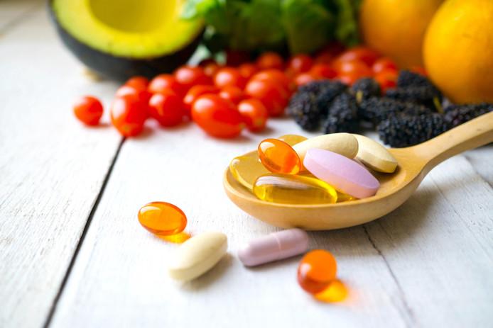 Voedingssupplementen.