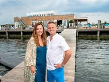 In coronatijden een horecazaak overnemen: Iris en Jan zijn nu eigenaar van Beachclub Project 7