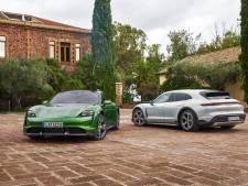 Ruimer en praktischer: Porsche heeft de Taycan Cross Turismo nu officieel onthuld