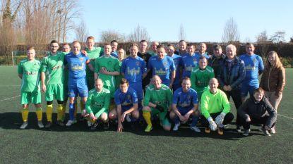 Henk Houwaart bezoekt FC Lidokerke