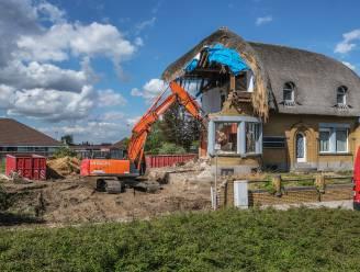 Afbraak waardevolle villa zorgt voor negatieve reacties op sociale media: 'We kunnen niet alle waardevolle gebouwen bewaren'