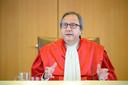 Andreas Vosskuhle ging een dag na de uitspraak met pensioen.