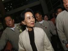Aung San Suu Kyi chez nous ce week-end