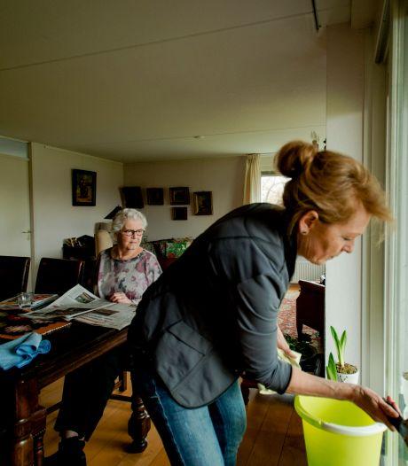 Negen op de tien Terneuzenaren houdt huishoudelijke hulp, maar wel minder uren per week