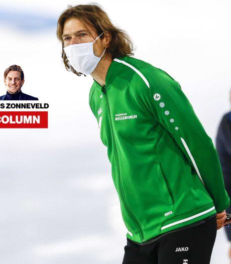 Column Thijs Zonneveld | 'Hoe zien vaccinweigeraars komende maanden op weg naar Spelen voor zich?'