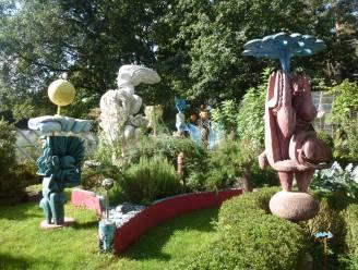 Openluchttentoonstelling 'Tuin der Onlusten' kan vier weekends bezocht worden