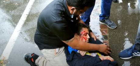 Une femme vêtue d'un t-shirt Charlie Hebdo poignardée à Londres
