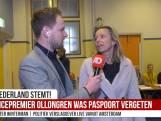 Vicepremier Ollongren wil stemmen maar vergeet paspoort