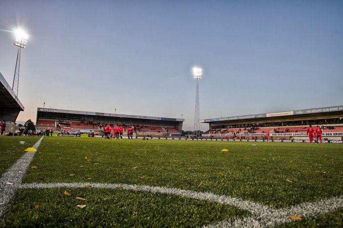 Het stadion van Helmond Sport.
