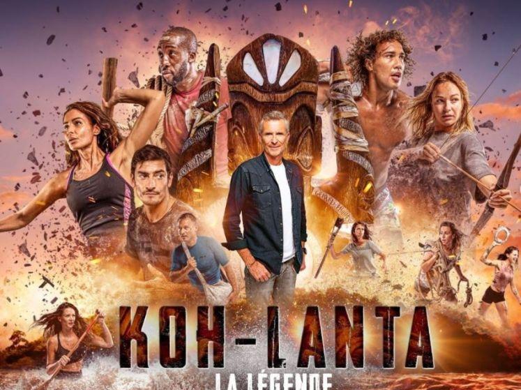 """La nouvelle saison de """"Koh-Lanta"""" ne sera plus diffusée le vendredi soir"""