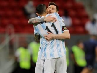 Messi gedeeld recordinternational en met Argentinië naar laatste acht in Copa América