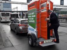 Brabantse buschauffeurs willen niet zeiken, maar rijden wel met dixie achter zich aan