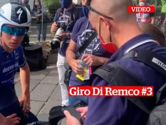 """Giro Di Remco #3. Evenepoel doet het meteen uitstekend in openingstijdrit: """"Hij pakt 20 seconden op topfavorieten Yates en Bernal"""""""