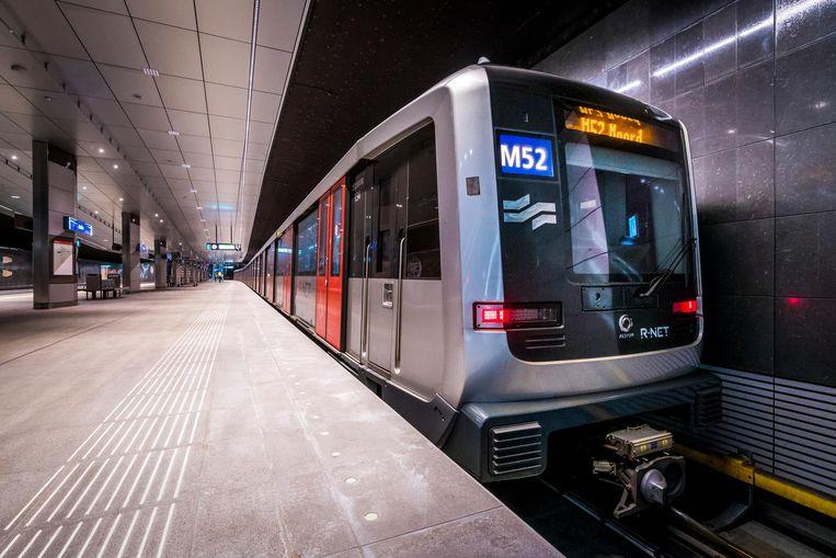 Metro 52. Beeld ANP