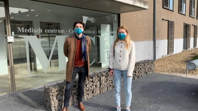 Eerstelijnszone verrast 1.000 zorgverleners met gepersonaliseerd mondmasker