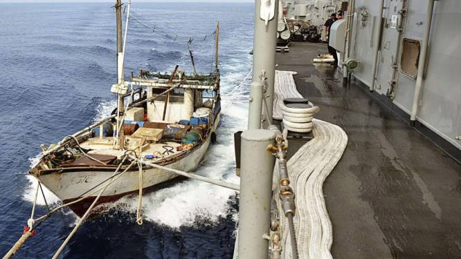 Piraten laten ontvoerde bemanning van schip van Nederlandse reder vrij