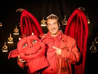 """Duiveltje Andy Peelman valt als vierde af in 'The Masked Singer': """"Zo zenuwachtig dat ik me nooit geamuseerd heb"""""""