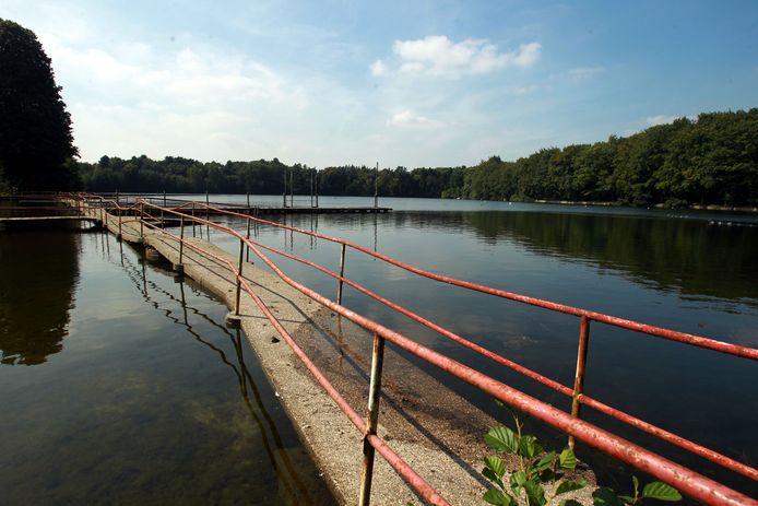 Het gaat om het gebied in de omgeving van de Lac van Loppem.