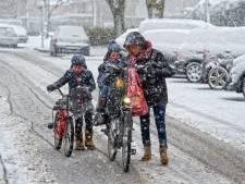 April wil wit sneeuwtapijt in Veghel