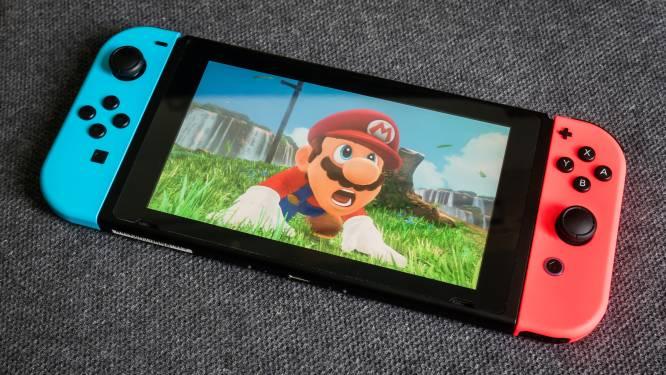 """""""Nintendo gaat productie Switch-spelcomputer verhogen"""""""