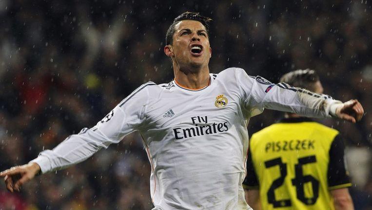 Cristiano Ronaldo. Beeld epa