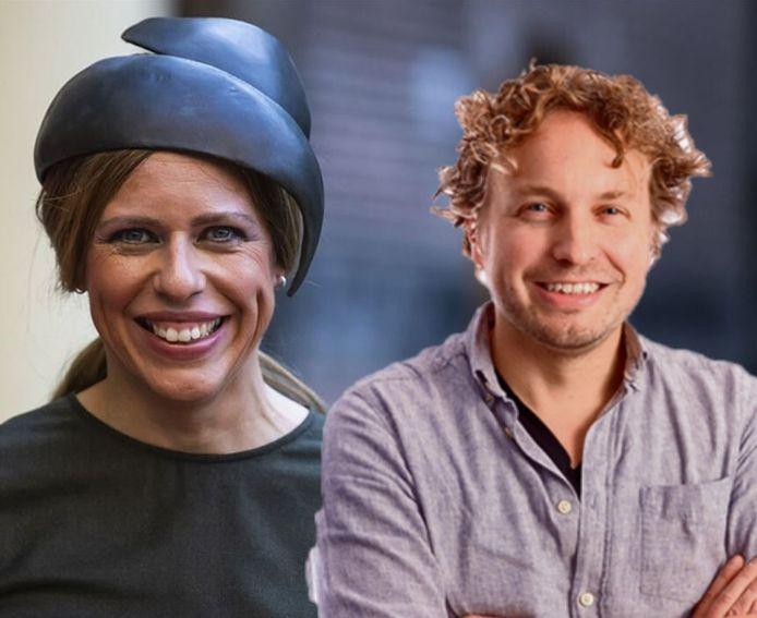 Minister Carola Schouten trachtte met haar drolhoed begrip te kweken voor het mestprobleem, zag 'showredacteur' Niels Herijgens.