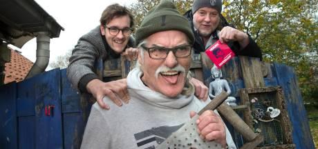 De terugkeer van Normaal mascotte Hendrik Haverkamp