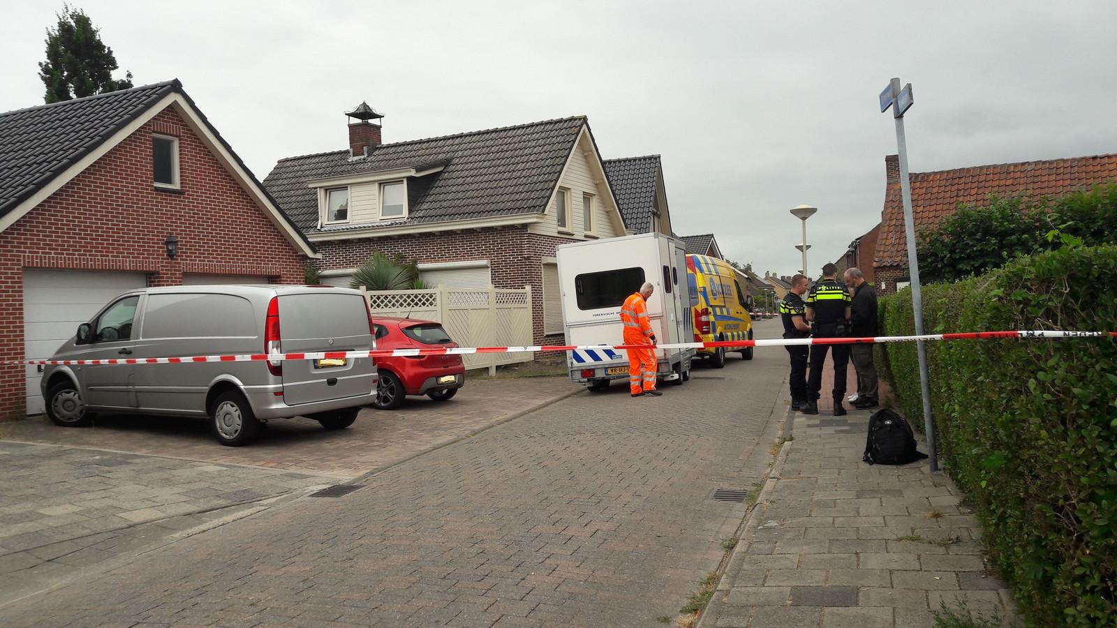 Vrouw doodgestoken in Hoogerheide.