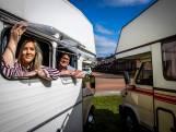 Campers zijn populair deze zomer: 'Als er ergens een coronahaard uitbreekt, ben je zo weg'