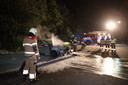 Auto uitgebrand op carpoolplaats in Sint-Oedenrode