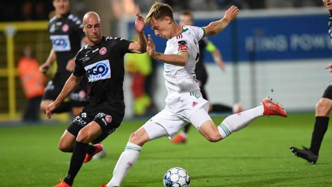 """Gilles Dewaele (KV Kortrijk) stond in belangstelling van AA Gent: """"Maar dat is een afgesloten hoofdstuk"""""""